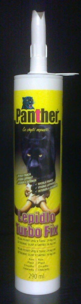 Lepidlo Turbofix Panther - 290ml